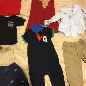 Other - Lot of boys clothing 12m and 18m